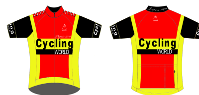 Custom Aeroline and Raceline jerseys