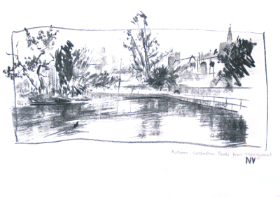 Autumn, Carshalton Ponds