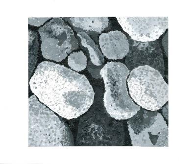 Acrylic Rocks