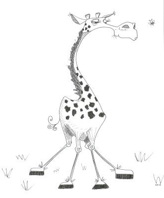 Geoffrey, Too