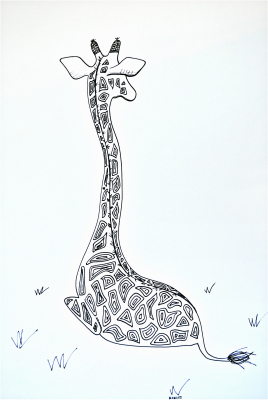 Pouting Geoffrey
