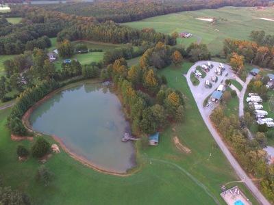 Upper Park Area & Pond