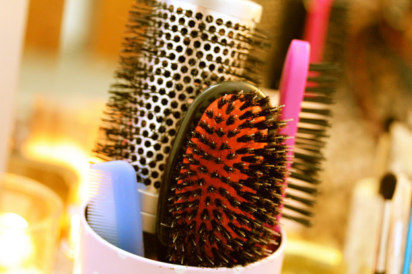 How clean are your brushes?