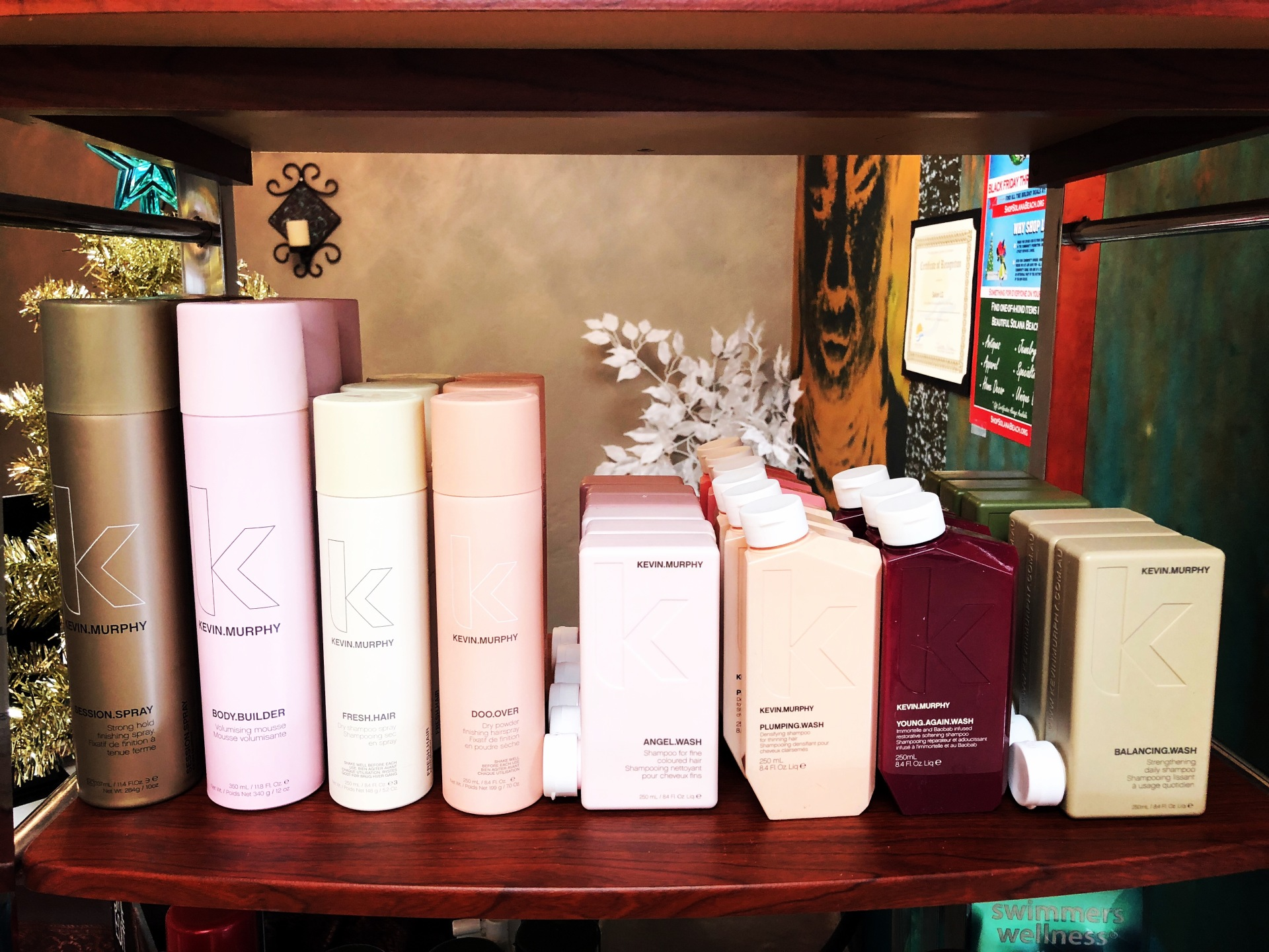 Australian brand Kevin Murphy is now available at Salon LG!