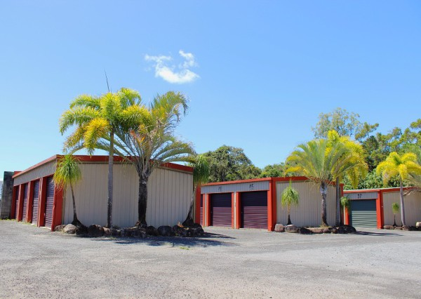 Self Storage Sheds at MiniMax The Storage Place Cairns