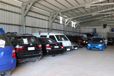 Warehouse Car Storage Option At MiniMax: The Storage Place