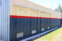 Small and Maximum Security sheds at MiniMax The Storage Place