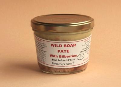 Wild Boar Pâté