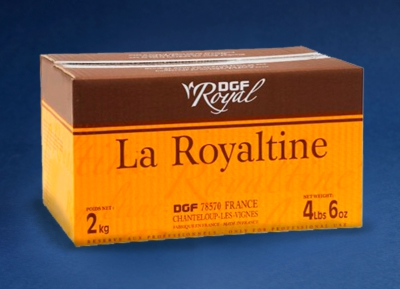 La Royaltine (Feuilletine)