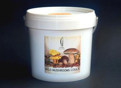 Wild Mushroom Coulis