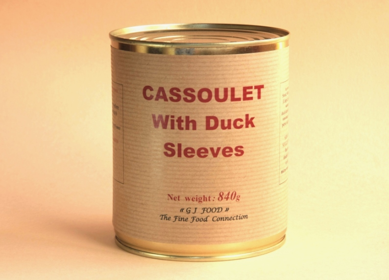 Duck Cassoulet