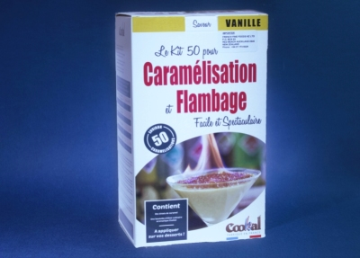 Cookal Crème Brûlée Kit