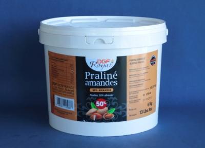 Almond Praline 50%