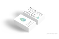 SnowLake Marketing Design offers business card design