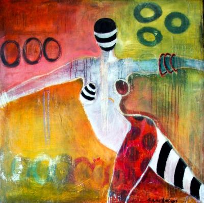 Masked Acrobat I