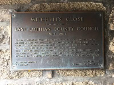 Mitchell's Close