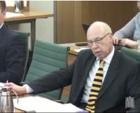 MPs demand veto over FCA chief executive