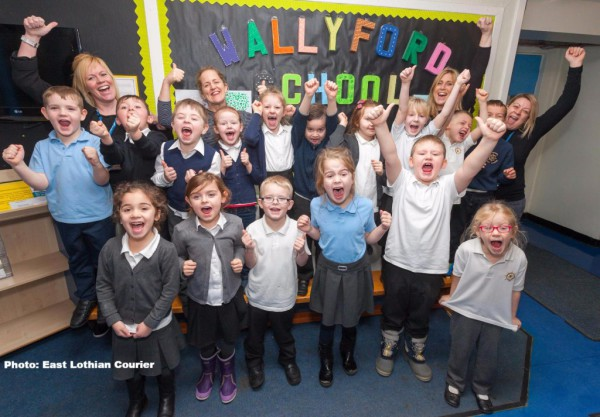 New Wallyford Primary School is go after funding pledged