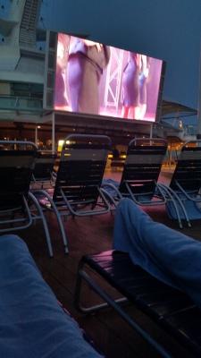 Sister Twist - open air movie night