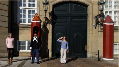 Sister Twist in Copenhagen