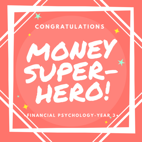 Year 3 Financial Psychology