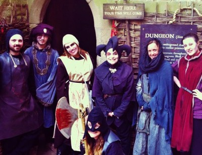 The Castle Dungeons 2013