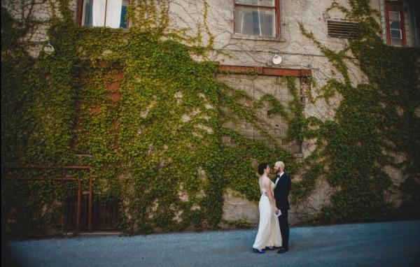 Chase and Bettina wedding