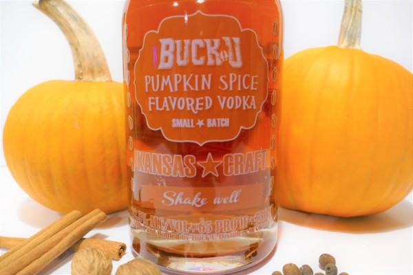 Pumpkin Spice Vodka