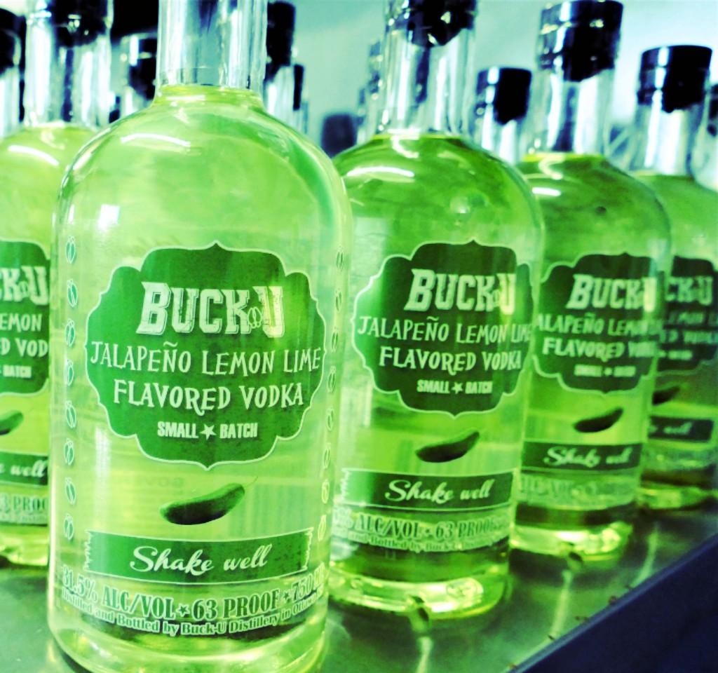 Jalapeno Lemon Lime Vodka