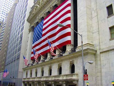 Wall Street buidings