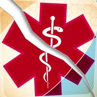 broken medical symbol