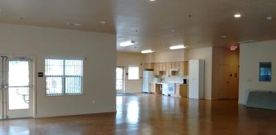 Community Room interior