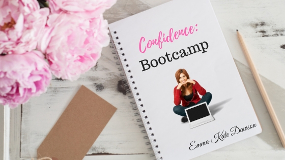 build your confidence challenge