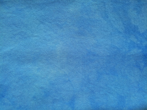 Cornflower Hand Dyed 100% Wool Part of the Blue Bonnet Collection