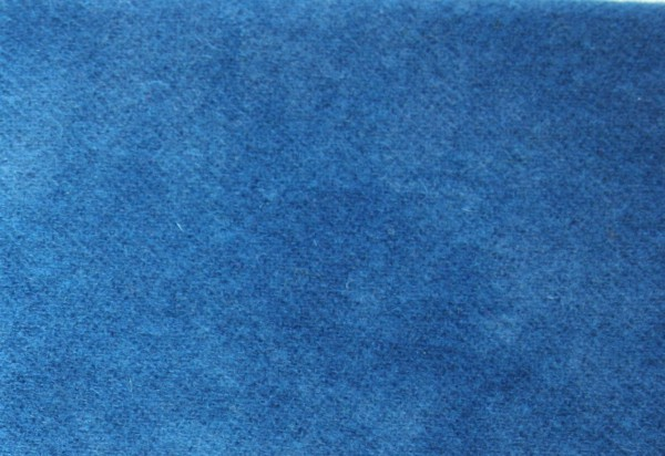Royal Blue Artisan Hand Dyed 100% Wool Part of the Deep Sea Collection