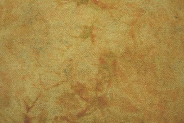 Caramel Artisan Hand dyed 100% wool