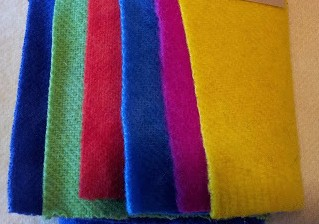 Brights Hand Dyed Wool Six Pack Collection