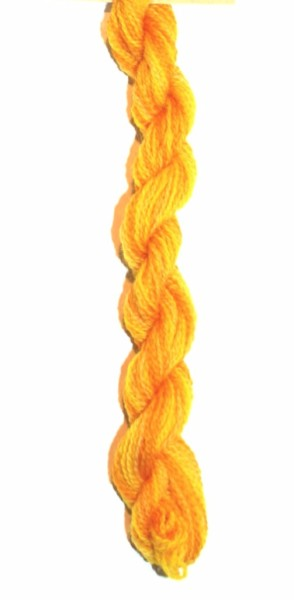 Sunshine Hand Dyed Wool Thread