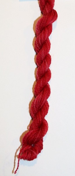 Hand Dyed Wool Thread by Tracy Trevethan Designs