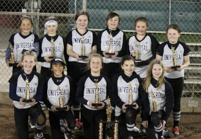 Universal 10U come out swinging!