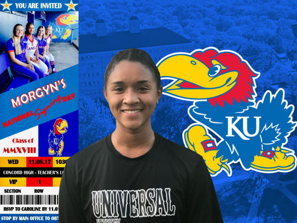 Kansas earns big Wynne on national signing day!