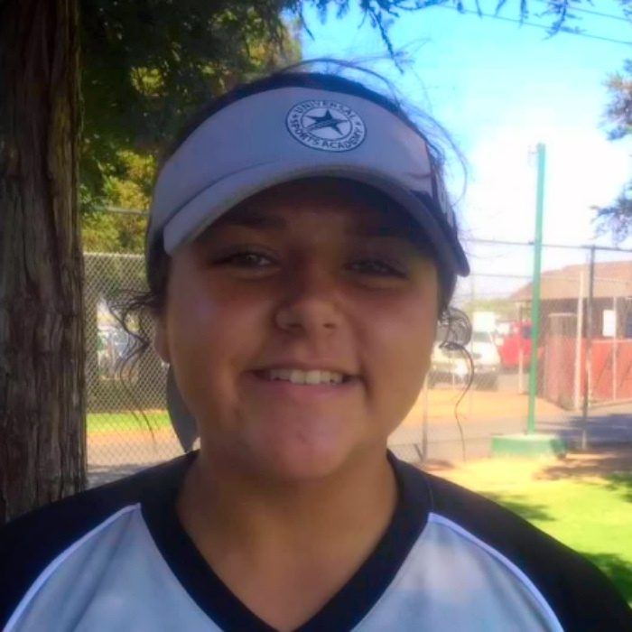 Destiny Quiles * Class of 2019 * Saint Mary's College of California