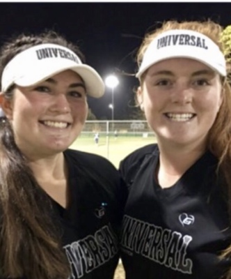UNIVERSAL FASTPITCH GARCIA LAND TWO ON ALL PGF LIST