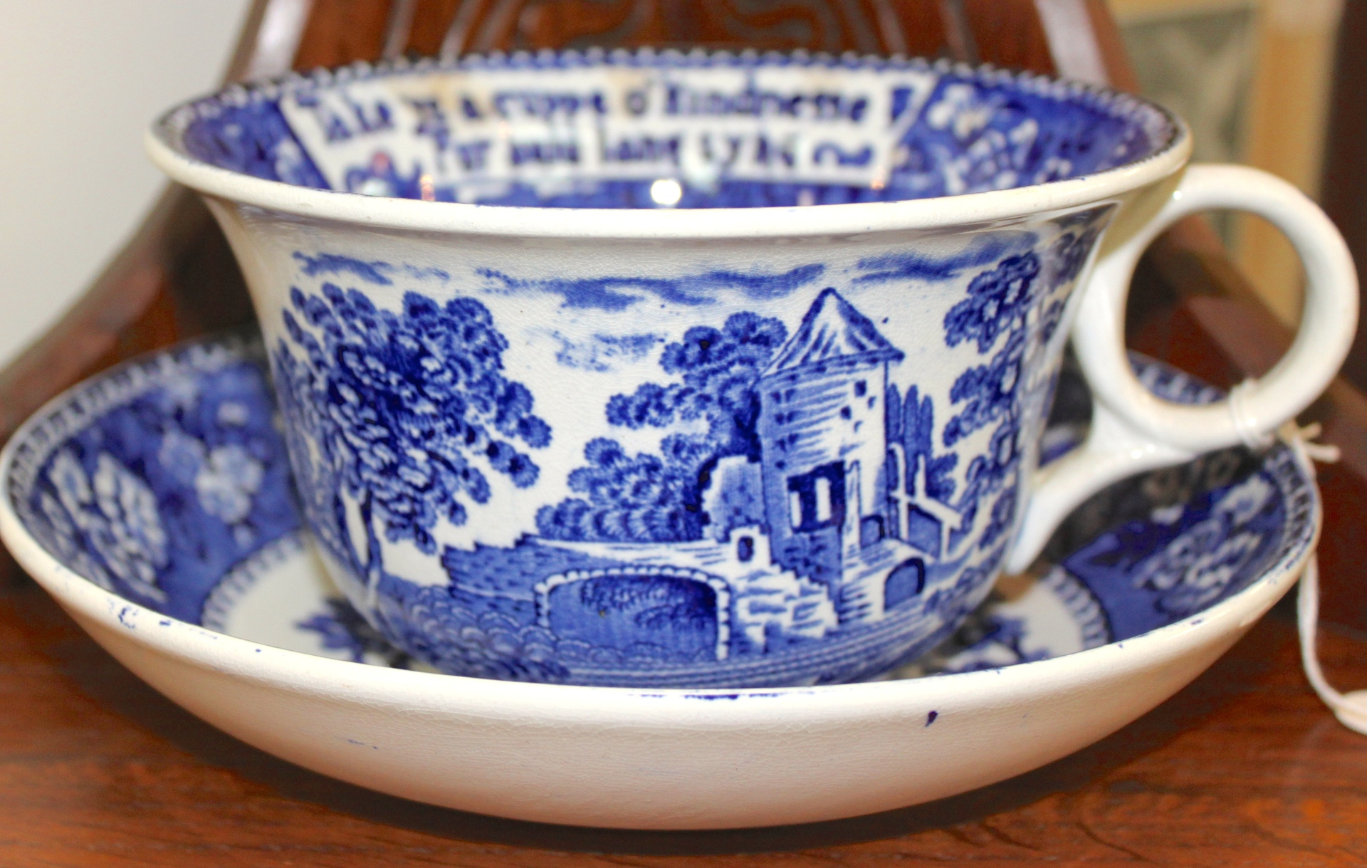 Timeless Blue & White China