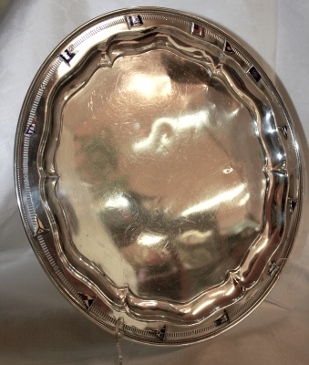Sterling Silver Yachting Trophy circa 1930 - American