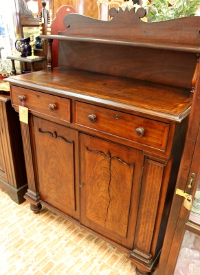 Australian Cedar Chiffonier circa 1850 in original condition