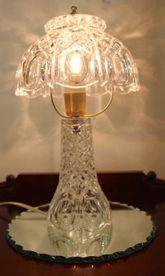 Crystal Boudoir Bedside Lamp