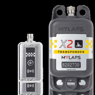 Mylaps X2 Transponder Kart
