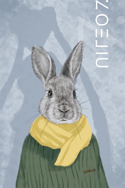 Miss Rabbit!