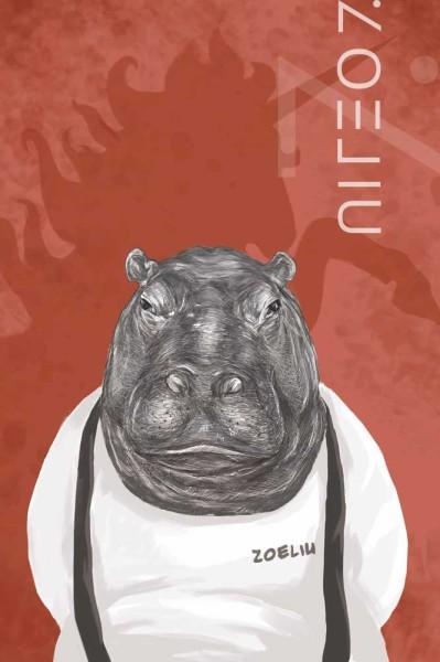 Mr.Hippo!